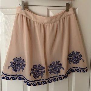 Greece inspired skirt!